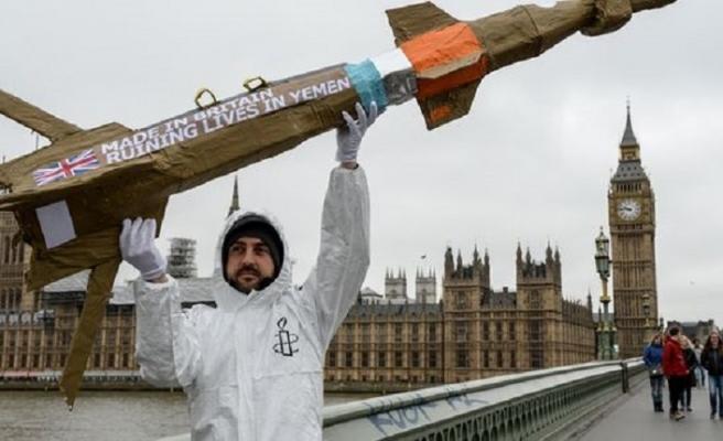 İngiltere zan altında! Yasağa rağmen Suudilere silah satıyor