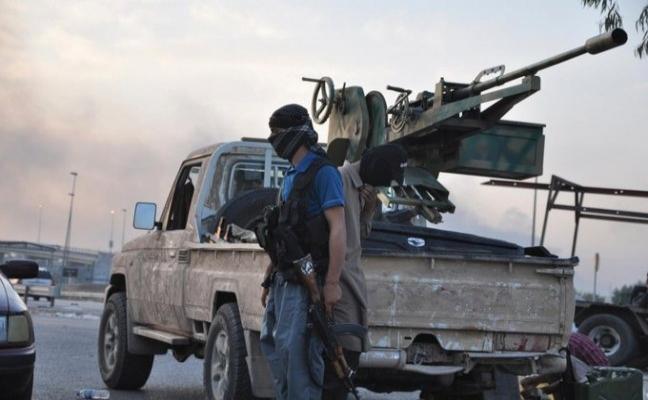 Irak'ta DEAŞ saldırısında 2 ölü, 2 yaralı