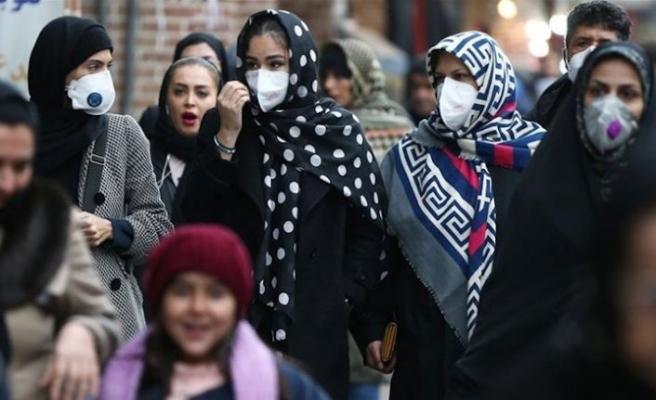 İran'da koronavirüs nedeniyle ölenlerin sayısı 8 bin 134'e yükseldi