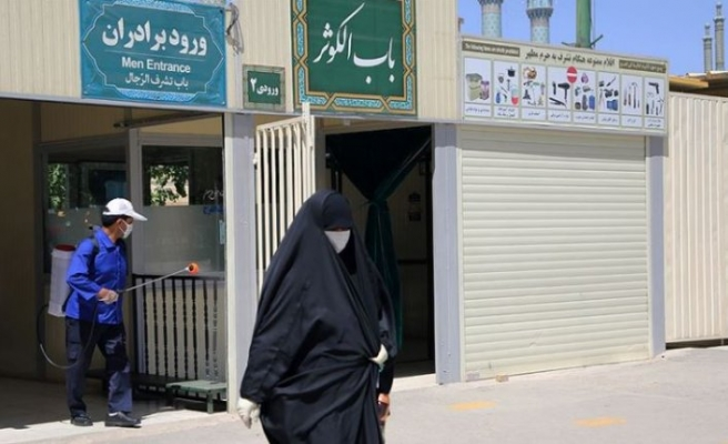 İran'da Kovid-19 nedeniyle ölenlerin sayısı 10 bini aştı