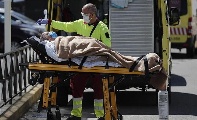 İspanya'da Kovid-19'dan ölenlerin sayısı 27 bin 133'e çıktı