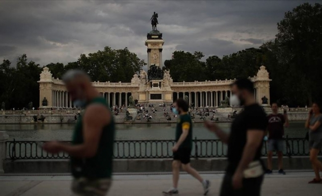 İspanya'da son iki gündür Kovid-19 kaynaklı ölüm kaydedilmedi
