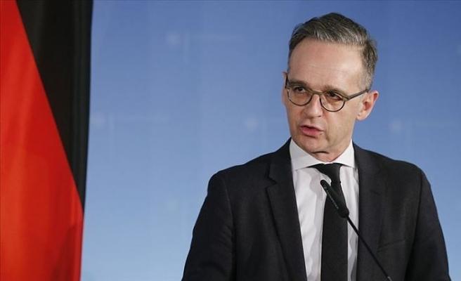 İsrail televizyonu: Almanya Dışişleri Bakanı 'ilhak' planı konusunda uyarmak için İsrail'e gelecek