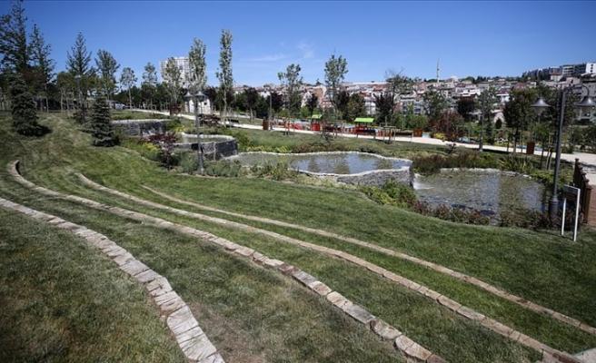 İstanbul'da iki yeni Millet Bahçesi hizmete açıldı
