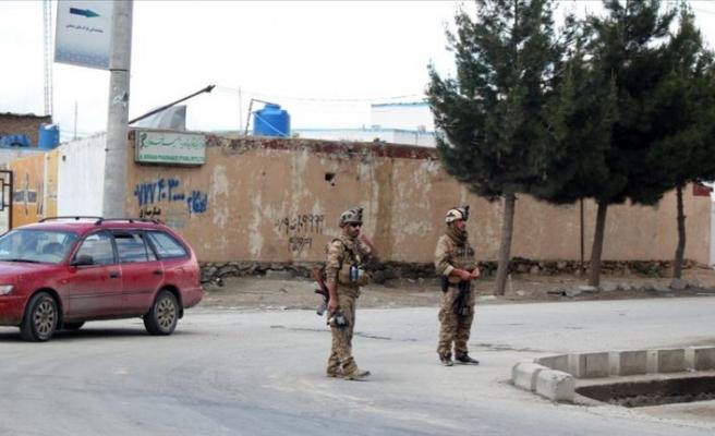 Kabil'de camide bombalı saldırı: 2 ölü