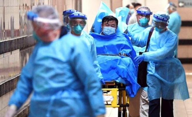 Kazakistan'da koronavirüs vaka sayısı 13 bine yaklaştı