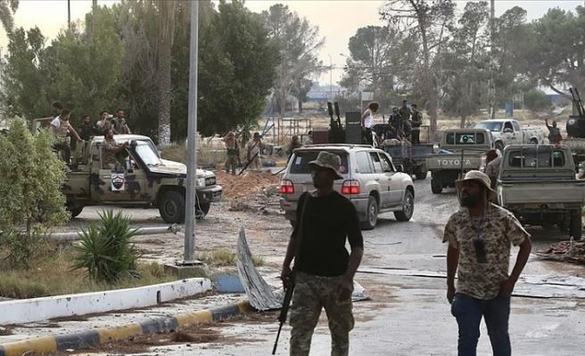 Libya'da Hafter milislerinden kurtarılan Terhune'deki bir hastanede 106 ceset bulundu