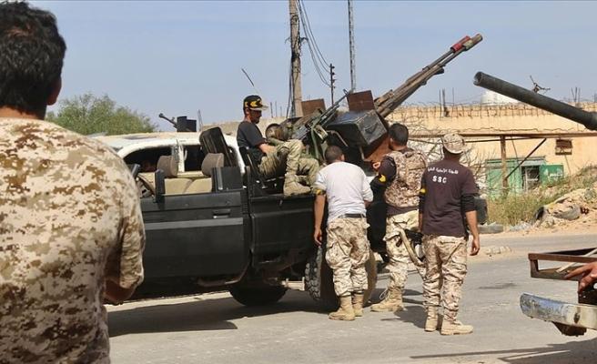 Libya'da Tuareglerin yaşadığı Avbari'deki askeri oluşumlar hükümete desteğini açıkladı