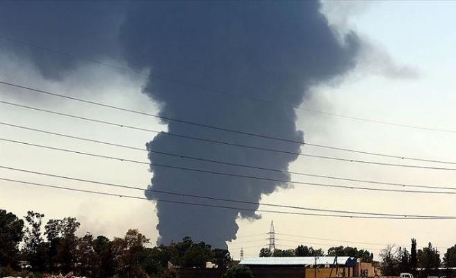 Libya'nın güneyindeki Şerare Petrol Sahası'na silahlı saldırı