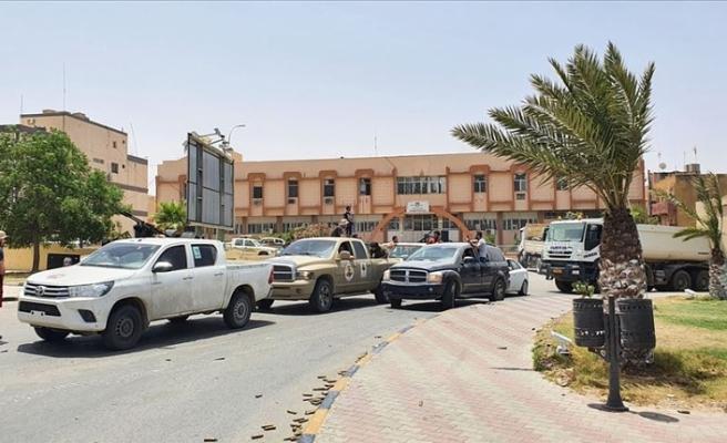 Libya ordusu milislerden temizlediği Terhune vilayetini sivil yönetime devrediyor