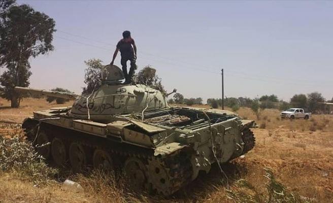 Libya ordusu: Uluslararası ve bölgesel güçlerin desteklediği paralı askerlerle savaşıyoruz