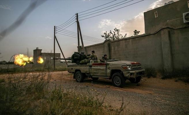 Libya Petrol Tesisleri Muhafızları: Petrol kuyularını Hafter milislerinden temizlemek için emir bekliyoruz
