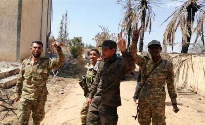 Libya hükümeti başkent Trablus'un tamamını kontrol altına aldı
