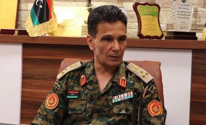 Libyalı General Dırah: Sirte bizim için kırmızı çizgidir