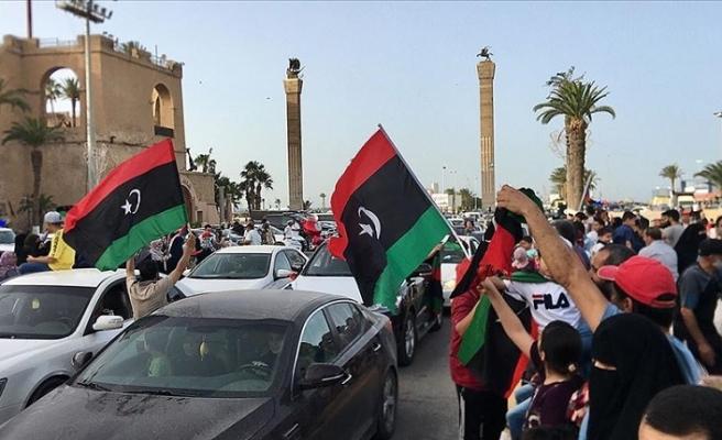 Libyalılar Trablus idari sınırlarının kontrol altına alınmasını kutladı