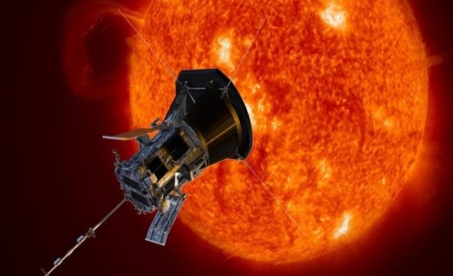 NASA'nın Parker Uydusu, Güneş'e beşinci yakın geçişini yaptı
