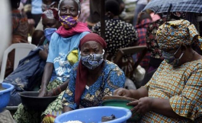Nijerya'da Kovid-19 vakası sayısı 22 bin 614'e yükseldi