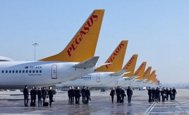 Pegasus Hava Yolları hafta sonu uçuşlarına açıklama getirdi