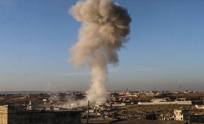 Rus savaş uçakları İdlib'de ateşkesi ihlal etti: 3 sivil hayatını kaybetti