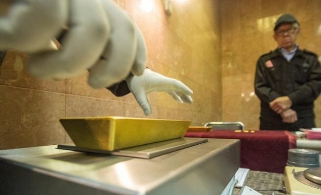 Rusya'dan 17 ton altın çıkarıldı