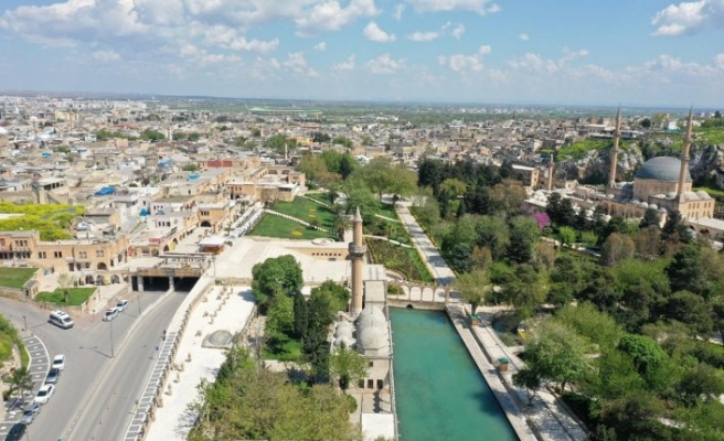Şanlıurfa'da 31 ev karantinaya alındı