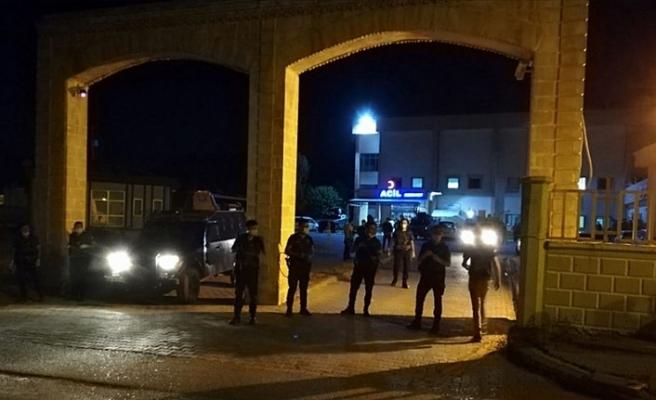 Silopi'de işçileri taşıyan pikabın geçişi sırasında patlama: 4 işçi hayatını kaybetti