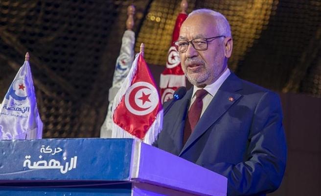 Tunus Meclis Başkanı Gannuşi: Libya'da yaşananlara komşu ülkeler kayıtsız kalamaz