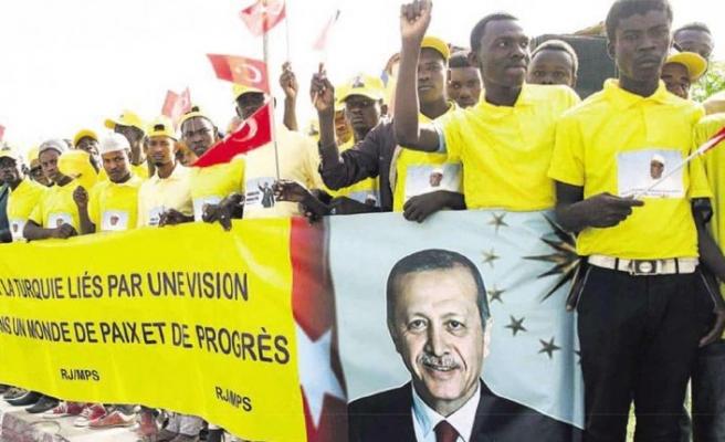 Türkiye niçin Afrika'da