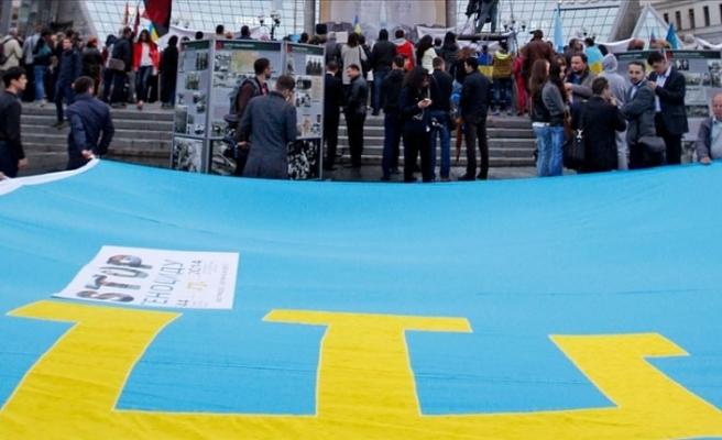 Ukrayna Parlementosu 'Kırım Tatar sürgününü soykırım olarak tanıyın' tasarısını kabul etti