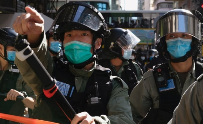 Yarından itibaren Hong Kong eskisi gibi olmayacak