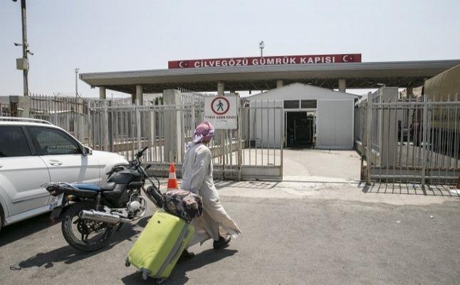 4 bin 300 Suriyeli ülkesindeki güvenli bölgelere döndü