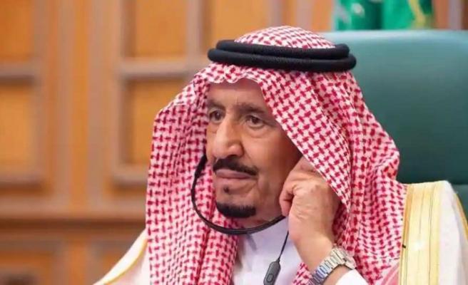 84 yaşındaki Suudi Kralı Salman hastaneye kaldırıldı