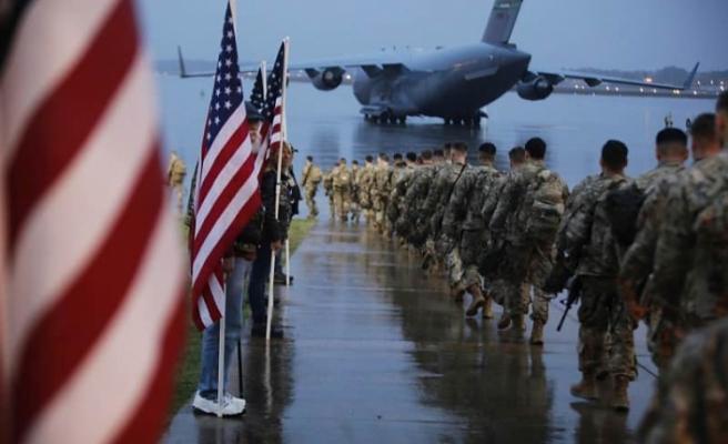 ABD 12 bin askerini çekme kararı aldı