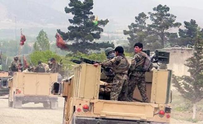 Afganistan'da Taliban saldırısında 7 polis öldü
