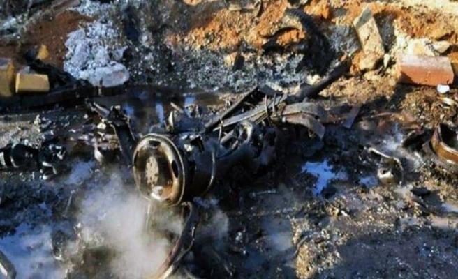 Bab'da bombalı terör saldırısı: 4 yaralı