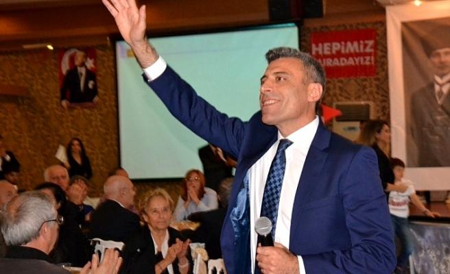 Bağımsız Milletvekili Öztürk Yılmaz, Yenilik Partisini Meclis'te anlattı