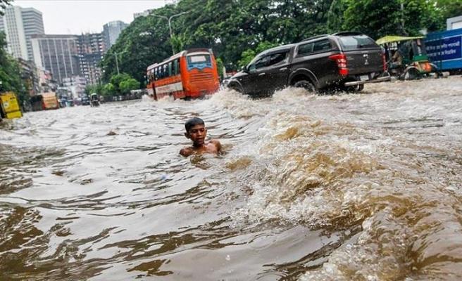 Bangladeş'teki sellerde ölü sayısı 119'a yükseldi