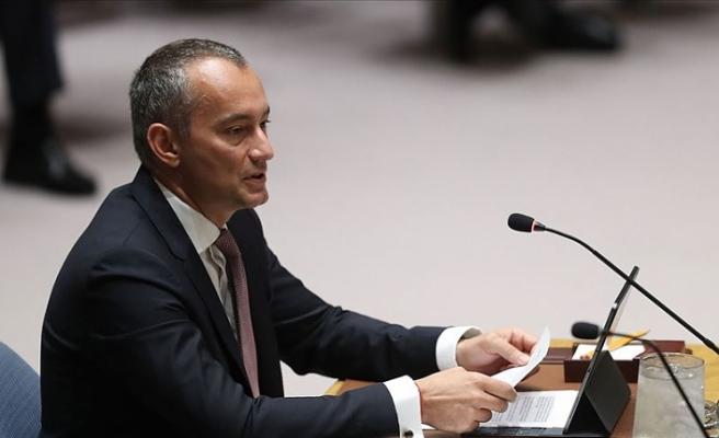 BM'den sağlık ve ekonomik kriz ile karşı karşıya olan İsrail ile Filistin'e müzakerelere başlama çağrısı