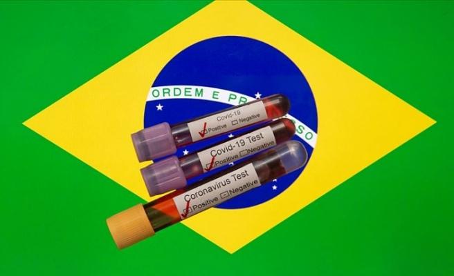 Brezilya'da iki bakanda Kovid-19 tespit edildi