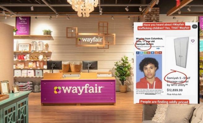 Bütün dünyayı dehşete düşüren Wayfair skandalı nedir? Çocuk ticareti mi yapılıyor?