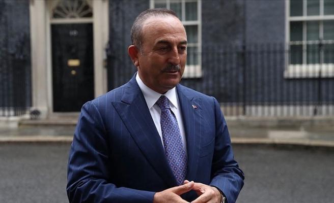 Çavuşoğlu: Libya'nın birliği konusunda Birleşik Krallık ve Türkiye arasında görüş ayrılığı yok