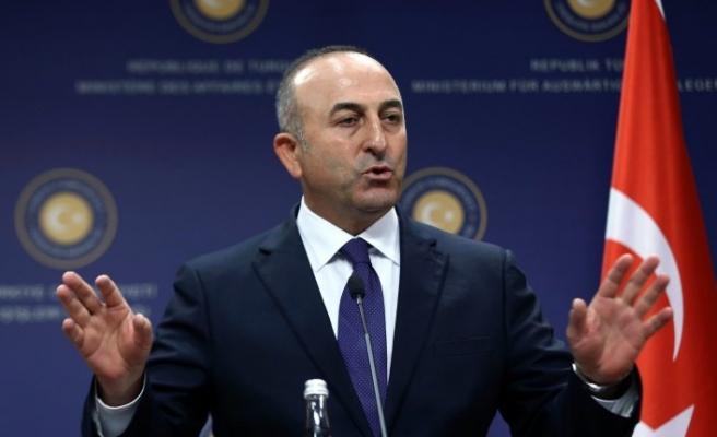 Çavuşoğlu, Özbekistan Başbakan Yardımcısı Umurzakov'la görüştü