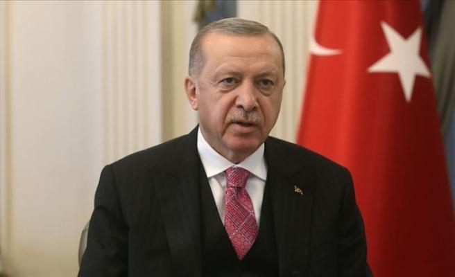 Cumhurbaşkanı Erdoğan'dan İdlib'de yaptıracağı 50 konut için AFAD'a bağış