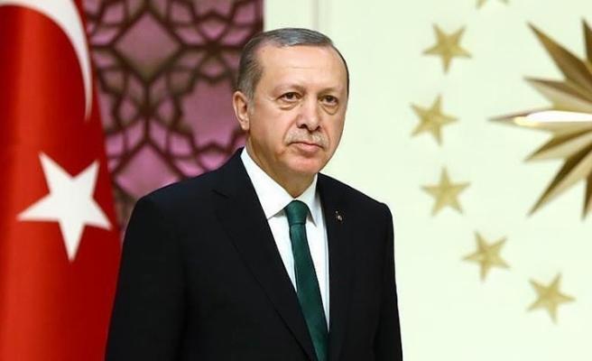 Cumhurbaşkanı Erdoğan, Nijer Cumhurbaşkanı Mahamadou Issoufou ile telefonda görüştü