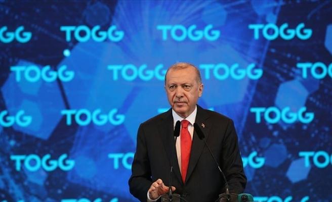Cumhurbaşkanı Erdoğan: Türkiye'nin Otomobili dünyanın birçok yerinde ses getirdi