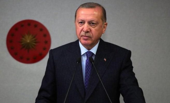 Cumhurbaşkanı Erdoğan Van şehitlerinin ailelerine başsağlığı diledi