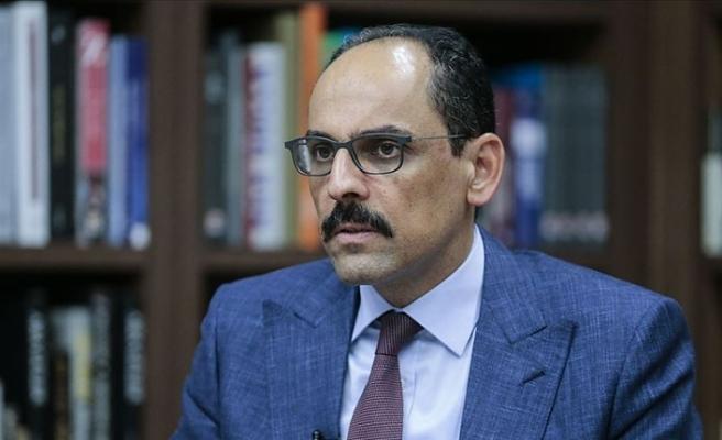 Cumhurbaşkanlığı Sözcüsü Kalın: Libya'nın bölünmesine kesinlikle karşıyız