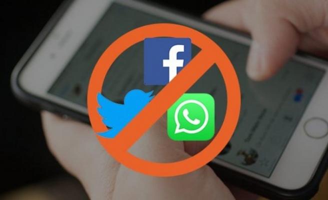 Cumhurbaşkanlığı Sözcüsü: Sosyal medyanın kapatılması diye bir plan yok