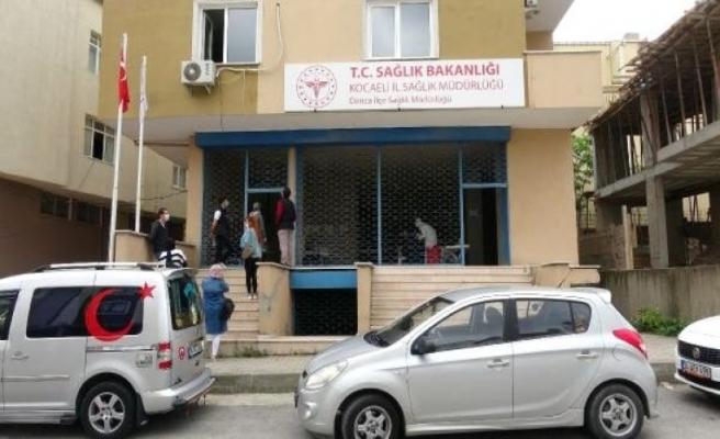 Darıca'da 2 bina karantinaya alındı
