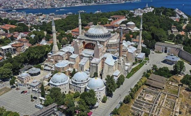 Diyanet İşleri Başkanından, Müslüman dini liderlere Ayasofya mektubu